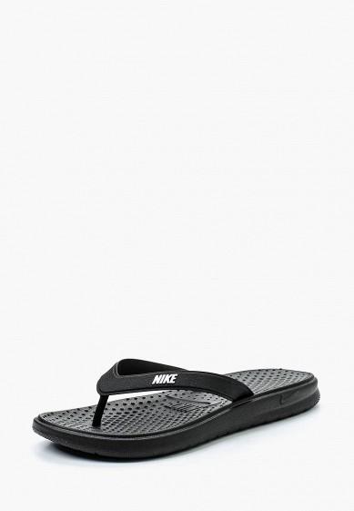 Купить Сланцы Nike - цвет: черный, Китай, NI464AWRYU58