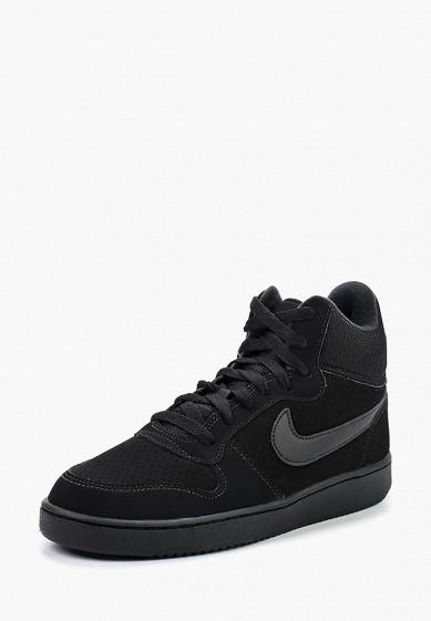 Купить Кеды Nike - цвет: черный, Индия, NI464AWUGB31