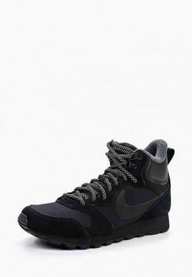 Купить Кроссовки Nike - цвет: черный, Индонезия, NI464AWUGB35