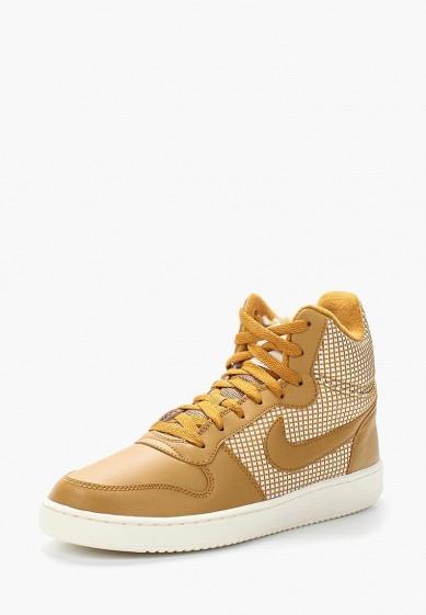 Купить Кеды Nike - цвет: коричневый, Индия, NI464AWUGB90