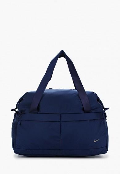 Купить Сумка спортивная Nike - цвет: синий, Китай, NI464BWAAAM7