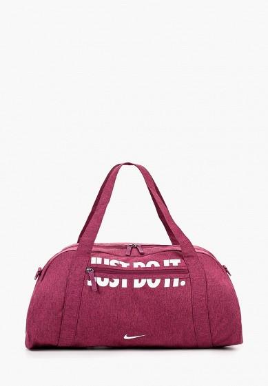 Купить Сумка спортивная Nike - цвет: розовый, Индонезия, NI464BWBWDF9