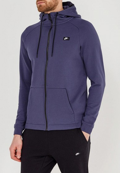 Купить Толстовка Nike - цвет: синий, Камбоджа, NI464EMAAAU0