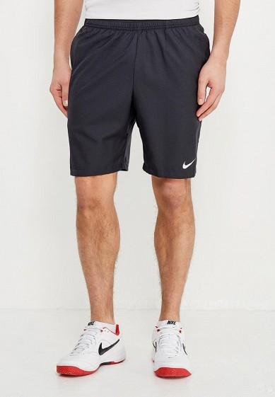 Купить Шорты спортивные Nike - цвет: черный, Индонезия, NI464EMAABP0