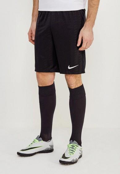 Купить Шорты спортивные Nike - цвет: черный Камбоджа NI464EMAABR0
