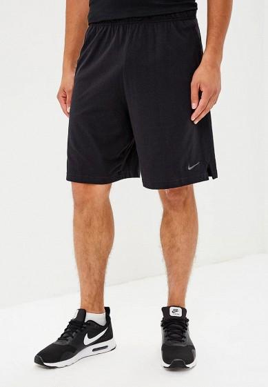 Купить Шорты спортивные Nike - цвет: черный, Камбоджа, NI464EMAABS7