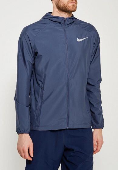 Купить Ветровка Nike - цвет: синий, Вьетнам, NI464EMAABV0