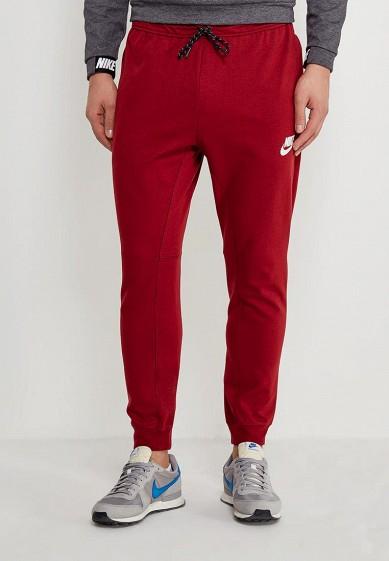 Купить Брюки спортивные Nike - цвет: бордовый, Камбоджа, NI464EMAABW6