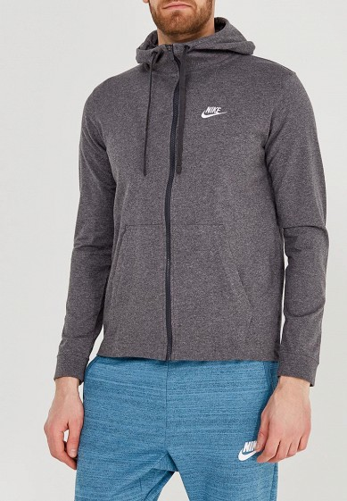 Купить Толстовка Nike - цвет: серый, Камбоджа, NI464EMAABW7