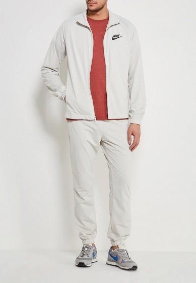 Купить Костюм спортивный Nike - цвет: серый, Индонезия, NI464EMAABX1
