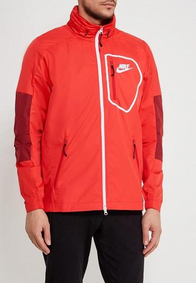 Купить Ветровка Nike - цвет: красный, Вьетнам, NI464EMAABY6