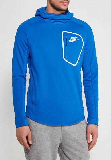Купить Худи Nike - цвет: синий, Камбоджа, NI464EMAABZ0