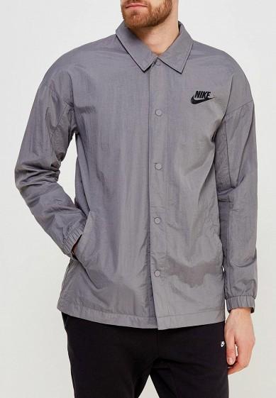 Купить Ветровка Nike - цвет: серый, Вьетнам, NI464EMAACA7