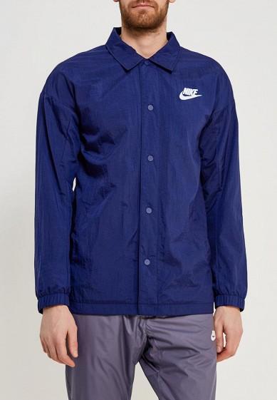 Купить Ветровка Nike - цвет: синий, Вьетнам, NI464EMAACA8