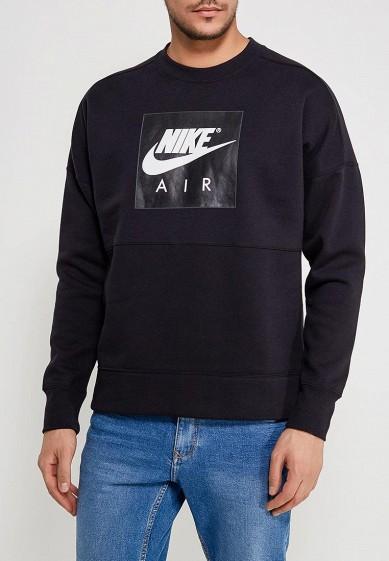 Свитшот Nike - цвет: черный, Камбоджа, NI464EMAACC1  - купить со скидкой