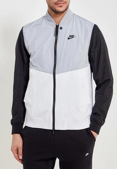 Купить Ветровка Nike - цвет: серый, Вьетнам, NI464EMAACD1