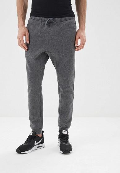Купить Брюки спортивные Nike - цвет: серый, Малайзия, NI464EMAACE8