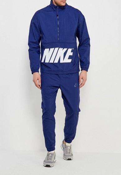 Купить Костюм спортивный Nike - цвет: синий, Вьетнам, NI464EMAACF1