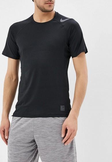 Купить Футболка спортивная Nike - цвет: черный, Камбоджа, NI464EMAACF6
