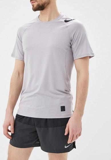 Купить Футболка спортивная Nike - цвет: серый, Камбоджа, NI464EMAACF7