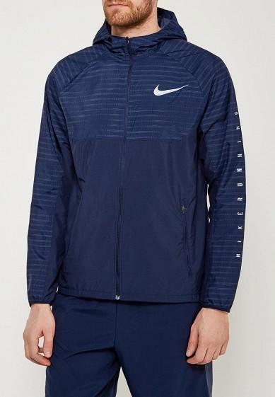 Купить Ветровка Nike - цвет: синий, Вьетнам, NI464EMAACK4