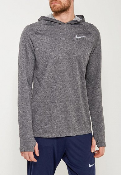 Купить Худи Nike - цвет: серый, Вьетнам, NI464EMAACK6