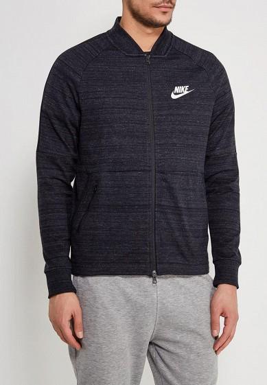 Купить Олимпийка Nike - цвет: черный, Камбоджа, NI464EMAACQ2