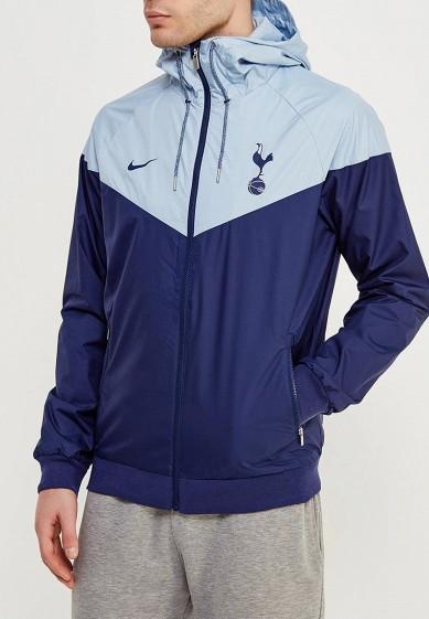 Купить Ветровка Nike - цвет: синий, Вьетнам, NI464EMAACQ6