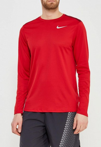 Купить Лонгслив спортивный Nike - цвет: красный, Шри-Ланка, NI464EMAACR4