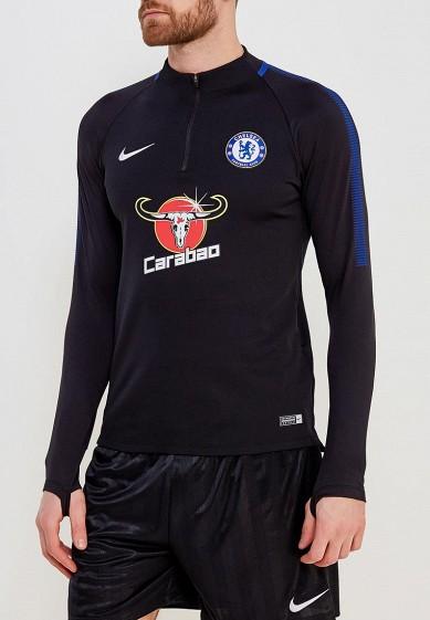 Купить Олимпийка Nike - цвет: черный, Таиланд, NI464EMAACR9
