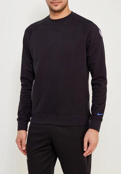 Купить Свитшот Nike - цвет: черный, Малайзия, NI464EMAACS5
