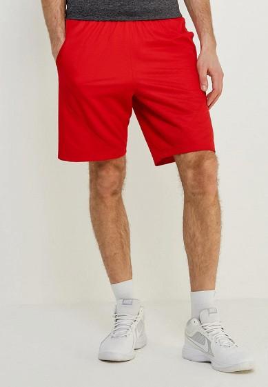 Купить Шорты спортивные Nike - цвет: красный, Таиланд, NI464EMAACU7