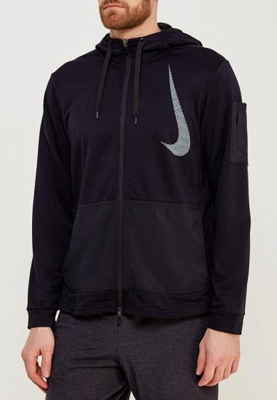 Купить Толстовка Nike - цвет: черный, Китай, NI464EMAADA1