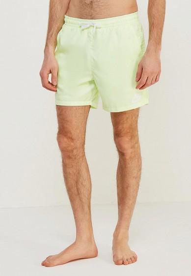 Купить Шорты для плавания Nike - цвет: зеленый, Китай, NI464EMAADE9