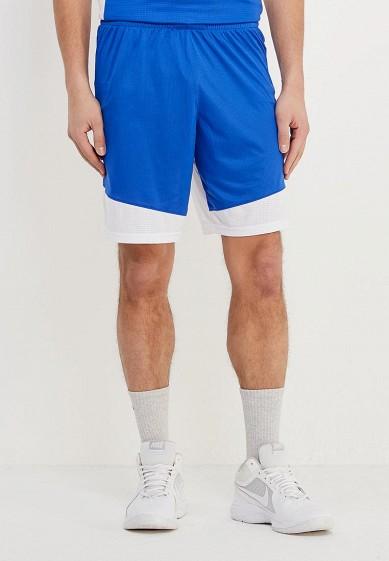 Купить Шорты спортивные Nike - цвет: синий, Индонезия, NI464EMAIAM8