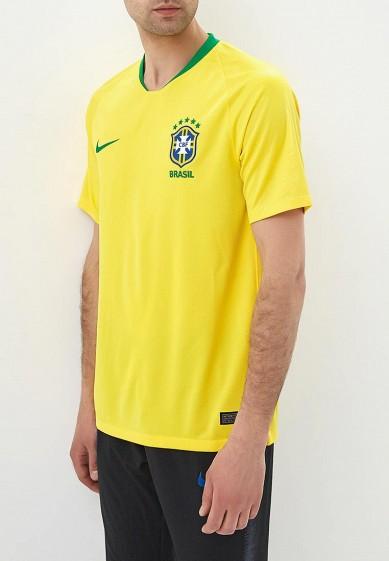 Купить Футболка спортивная Nike - цвет: желтый, Индонезия, NI464EMARQM4