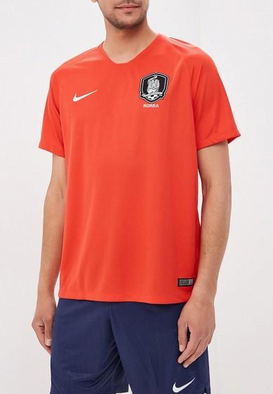 Купить Футболка спортивная Nike - цвет: красный, Таиланд, NI464EMARQN7
