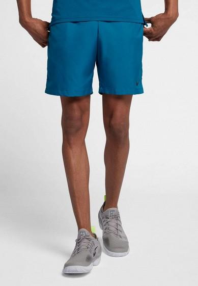 Купить Шорты спортивные Nike - цвет: синий, Индонезия, NI464EMBBIY1