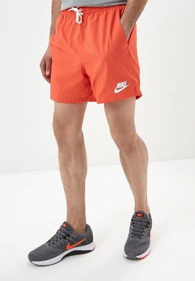 Купить Шорты для плавания Nike - цвет: коралловый, Китай, NI464EMBBIY9