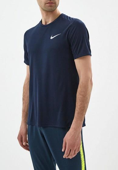 Купить Футболка спортивная Nike - цвет: синий, Камбоджа, NI464EMBBIZ7