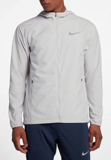 Купить Ветровка Nike - цвет: серый, Вьетнам, NI464EMBBJA7