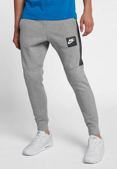 Купить Брюки спортивные Nike - цвет: серый, Камбоджа, NI464EMBBJC6