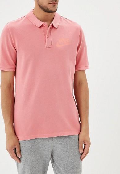 Купить Поло Nike - цвет: розовый, Пакистан, NI464EMBBJD6