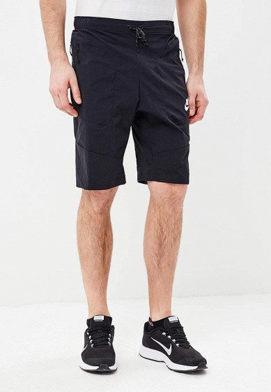 Купить Шорты спортивные Nike - цвет: черный, Вьетнам, NI464EMBBJF4