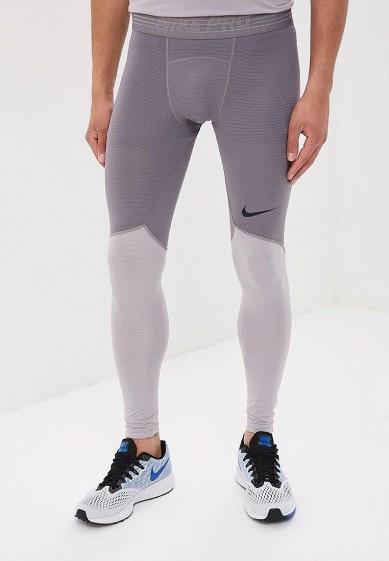 Купить Тайтсы Nike - цвет: серый, Камбоджа, NI464EMBBJG2