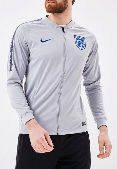 Купить Олимпийка Nike - цвет: серый, Индонезия, NI464EMBBJK3
