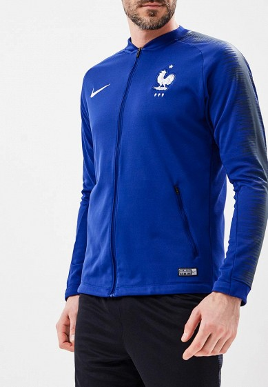 Купить Олимпийка Nike - цвет: синий, Индонезия, NI464EMBBJL5