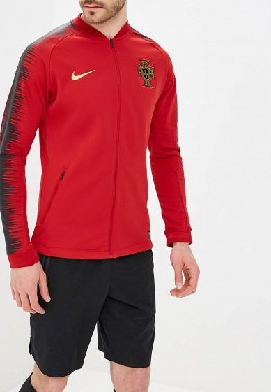 Купить Олимпийка Nike - цвет: красный, Индонезия, NI464EMBBJL6
