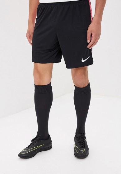Купить Шорты спортивные Nike - цвет: черный, Индонезия, NI464EMBBJM4