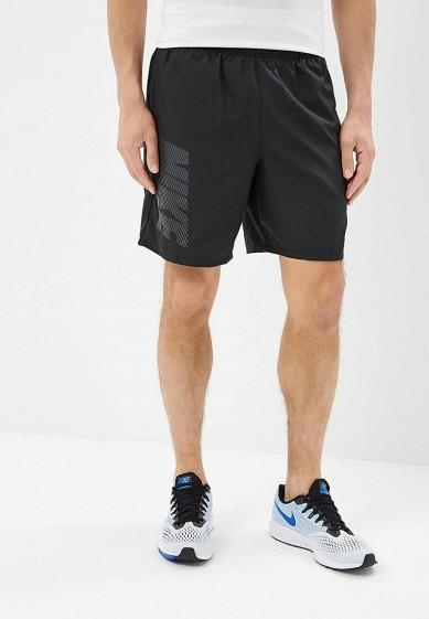 Купить Шорты спортивные Nike - цвет: черный, Вьетнам, NI464EMBBJO2